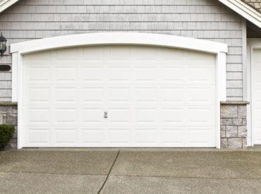 New Garage or Just a Garage Door Panel Repair Job?