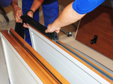 Think You Need a Garage Door Seal Replacement Service?