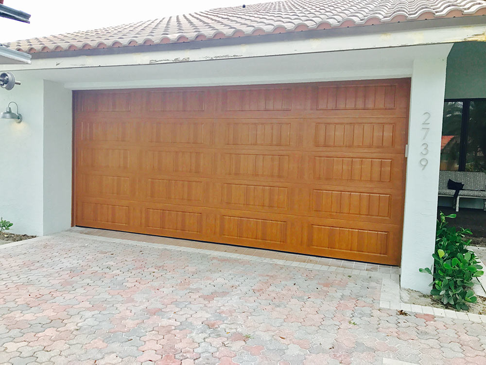 Have You Thought About Getting Custom Wood Garage Doors?