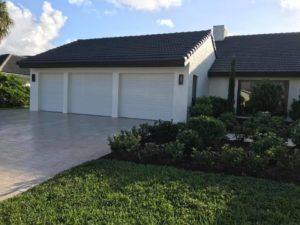 Need New Garage Door Panels | Call AYS Garage Door 561-846-2378