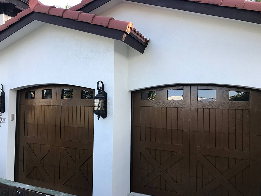 Custom Garage Door Repair And Installation In The Palm Beaches