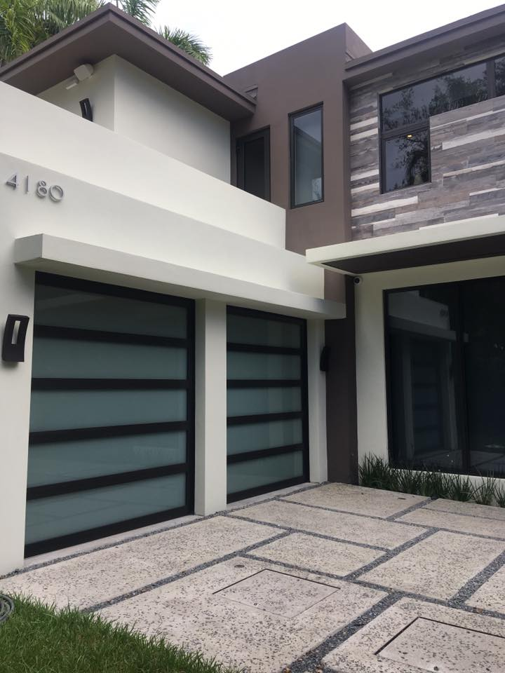 commercial and residential garage doors